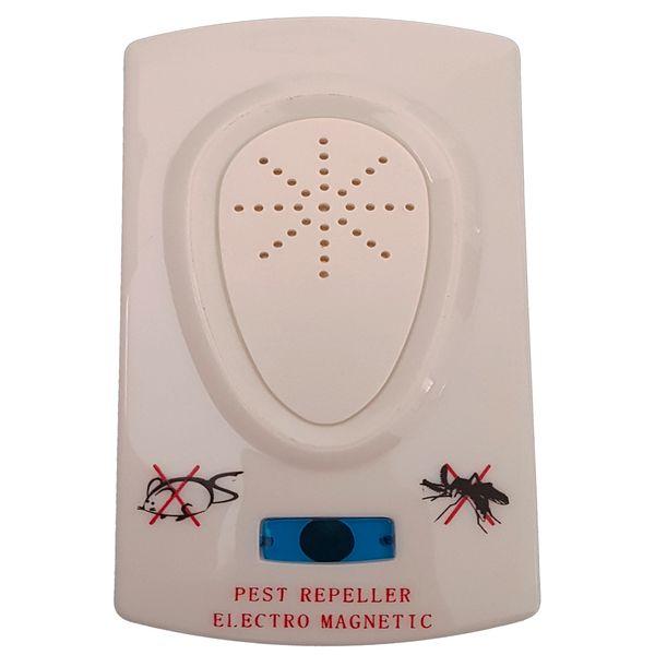 دستگاه دفع کننده حشرات و موش جیال باو مدل NO.4