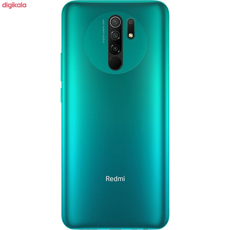 گوشی موبایل شیائومی مدل Redmi 9 M2004J19G دو سیم کارت ظرفیت 64 گیگابایت main 1 7