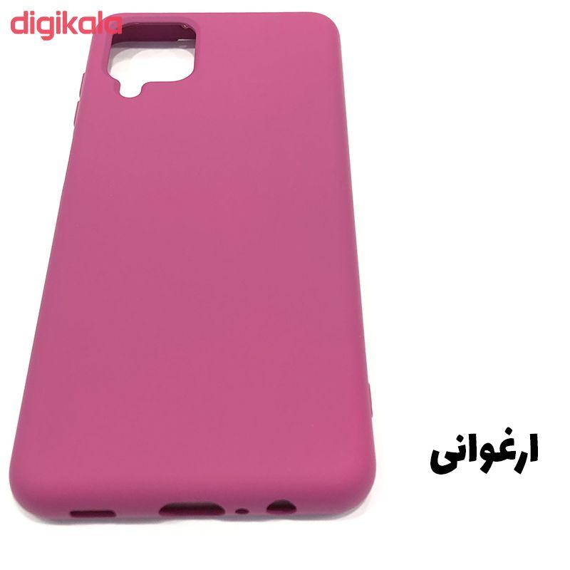 کاور مدل SLCN مناسب برای گوشی موبایل سامسونگ Galaxy A12 main 1 8