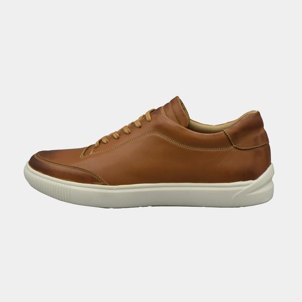 کفش روزمره مردانه پانو مدل 900 رنگ عسلی