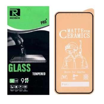 محافظ صفحه نمایش مات روبیکس مدل CRMATT مناسب برای گوشی موبایل اپل   iPhone XS Max