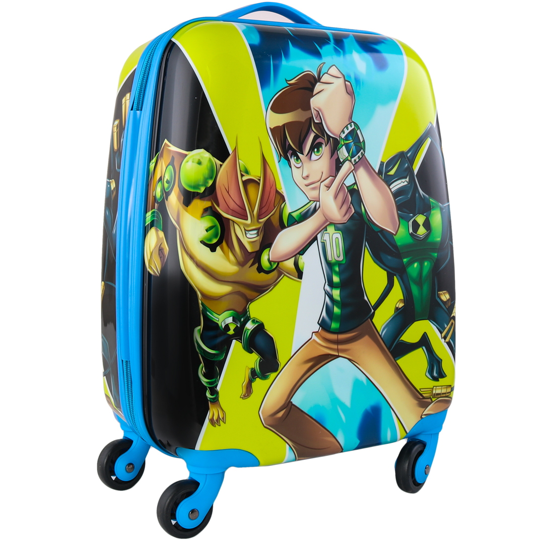 چمدان کودک طرح بن تن کد 2