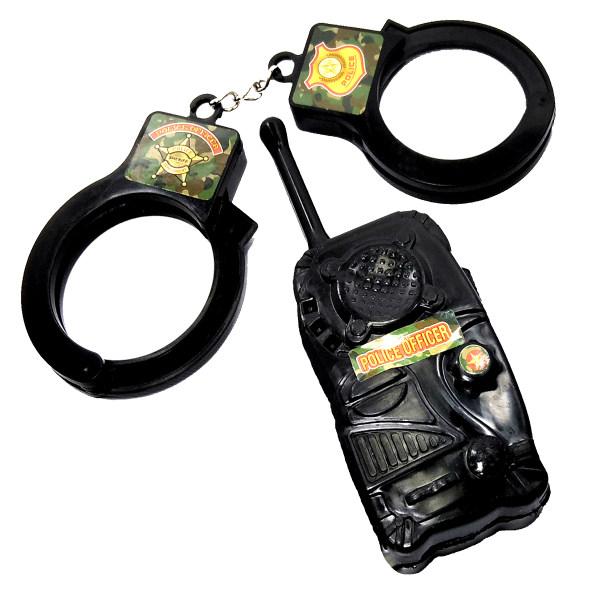 بیسیم و دستبند اسباب بازی مدل F110
