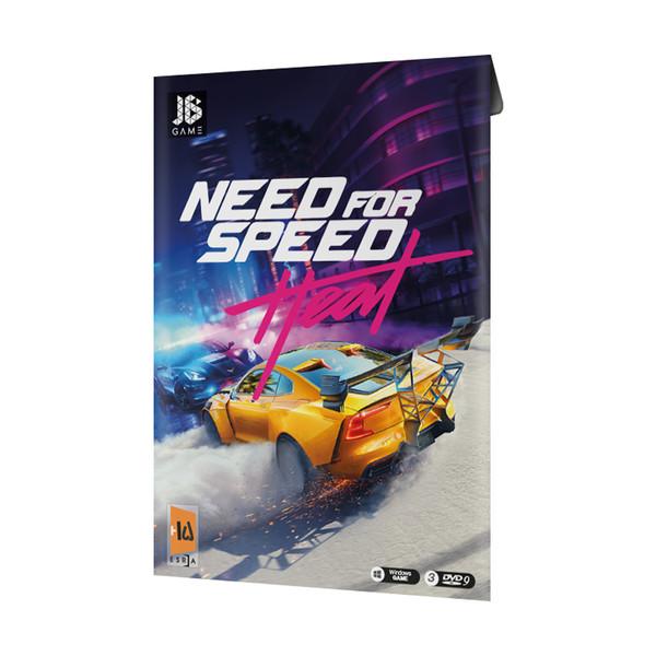 بازی Need for Speed Heat مخصوص PC نشر جی بی تیم
