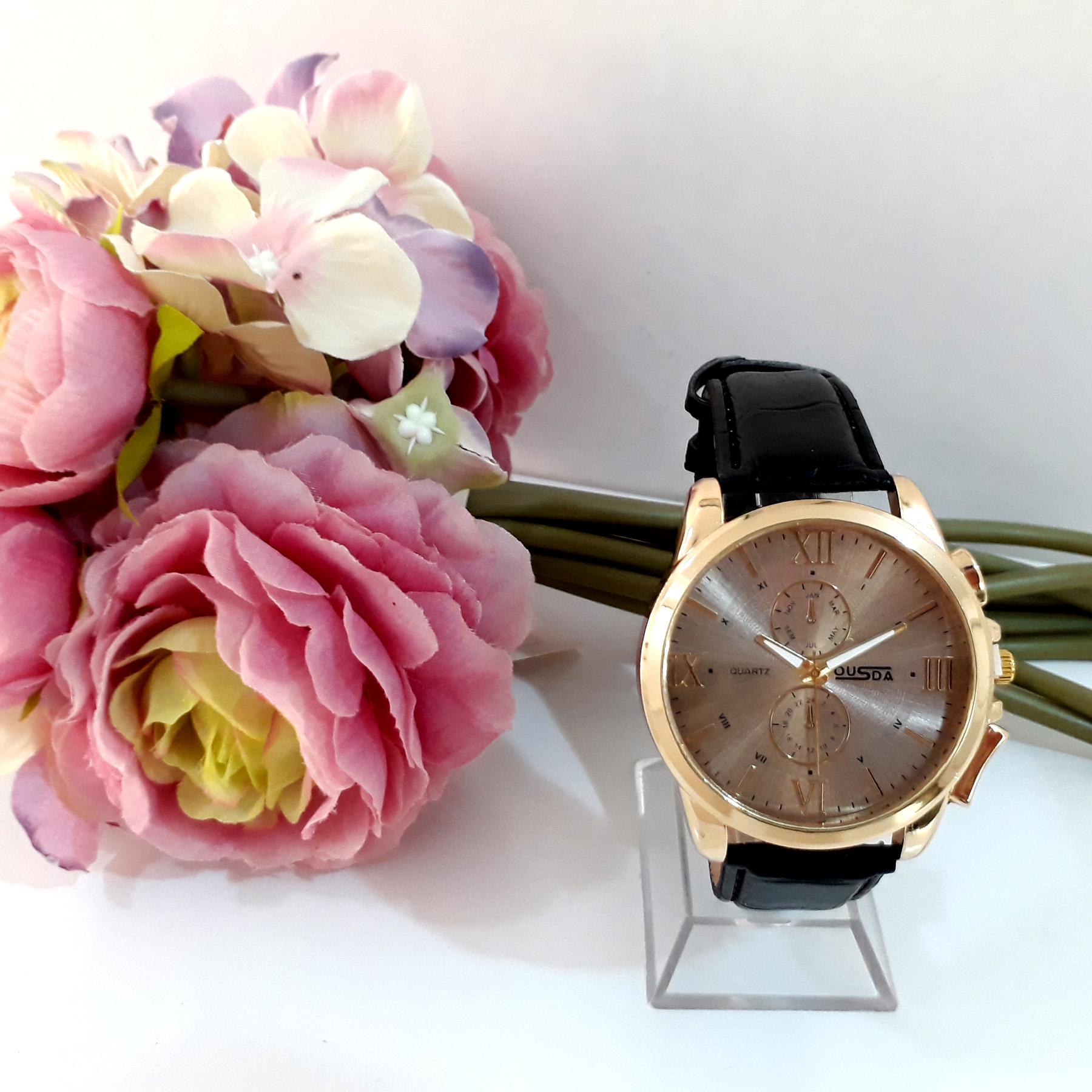 ساعت مچی عقربهای مردانه اوسدا مدل 123              خرید (⭐️⭐️⭐️)