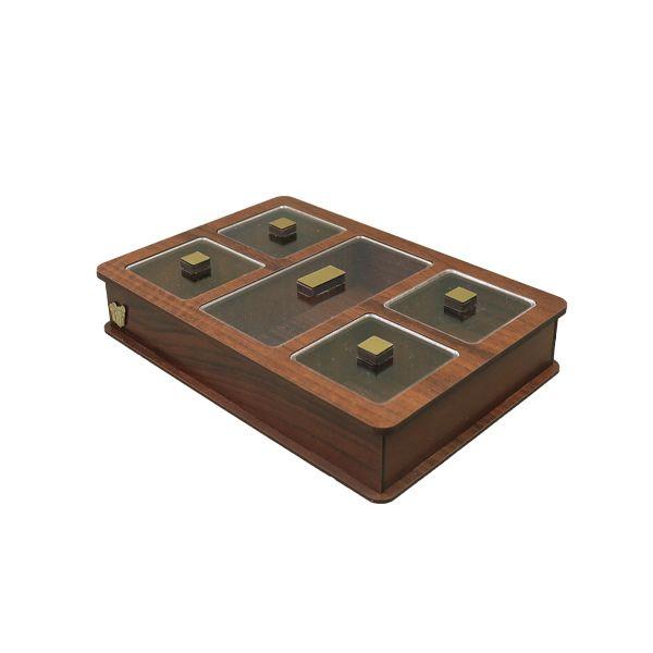 جعبه پذیرایی لوکس باکس کد LB22-1