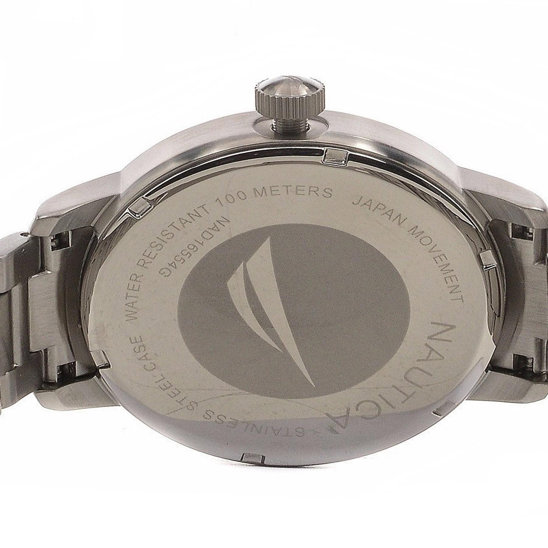 ساعت مچی عقربهای مردانه ناتیکا مدل NAD16554G