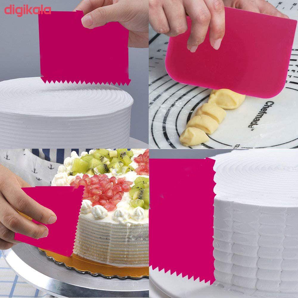 ابزار شیرینی پزی بهگز مدل 031 مجموعه 6 عددی main 1 9