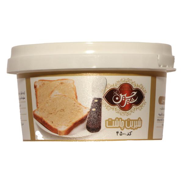 شیرین چاشت شیر حسین - 450 گرم