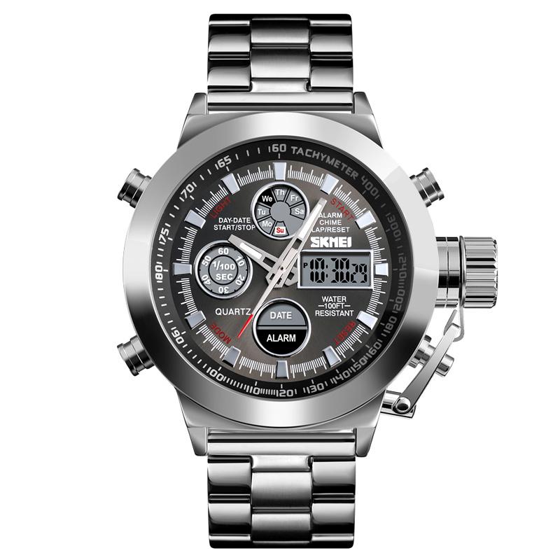 ساعت مچی عقربه ای مردانه اسکمی مدل 1515S              خرید (⭐️⭐️⭐️)