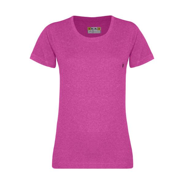 تی شرت  ورزشی زنانه مل اند موژ مدل W06341-309