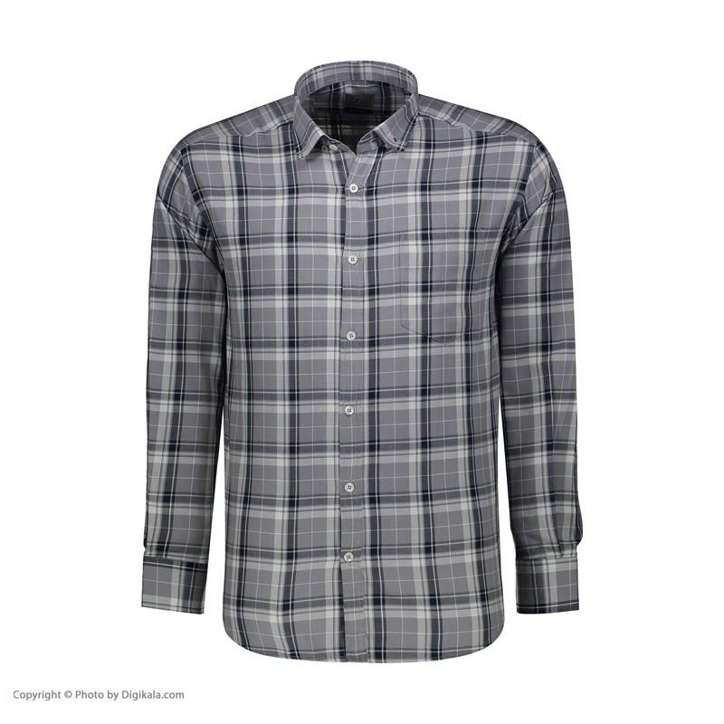 پیراهن آستین بلند مردانه زی مدل 1531372MC