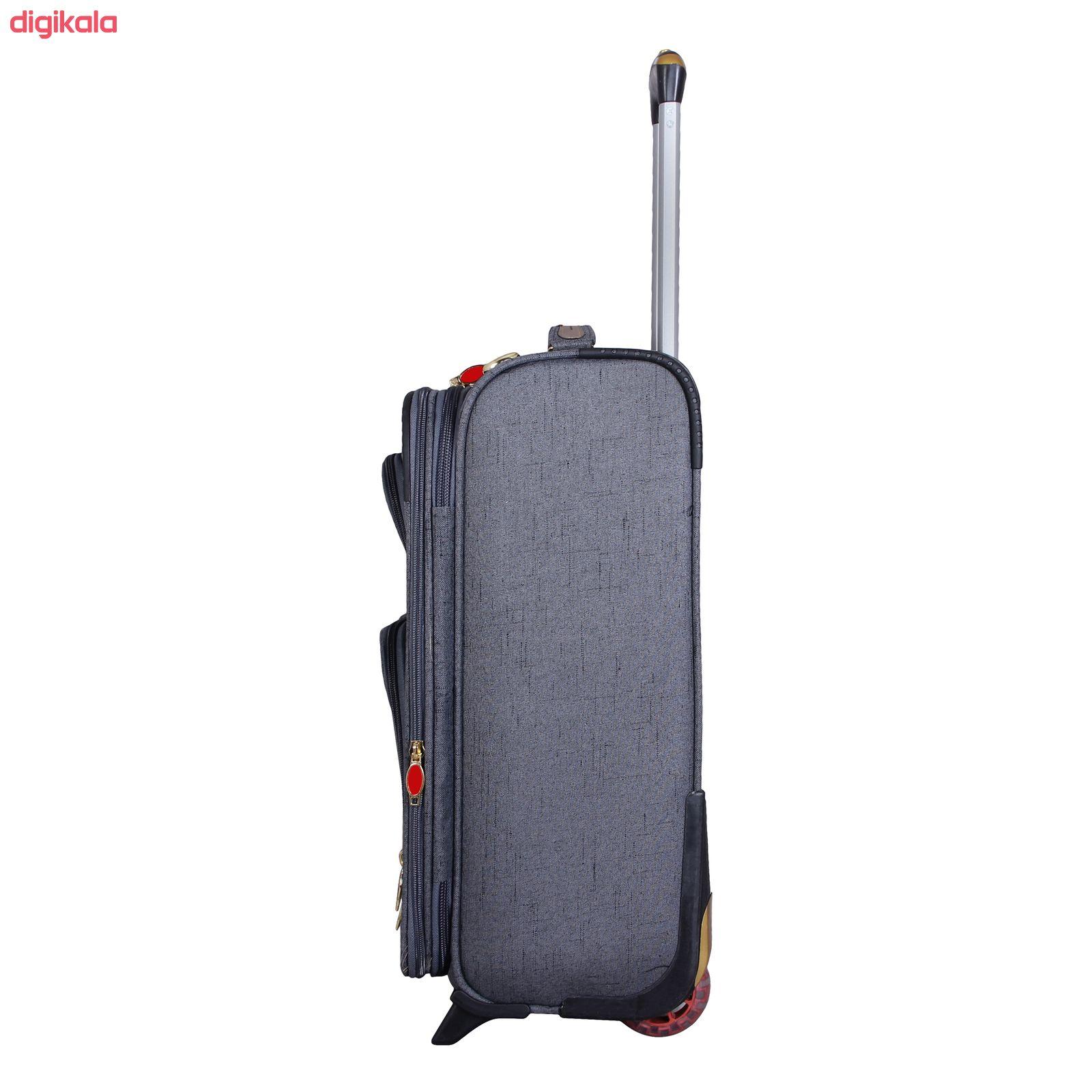 مجموعه سه عددی چمدان مدل 0301A main 1 7