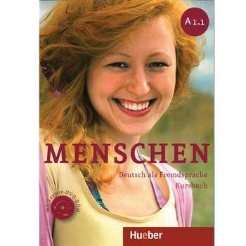 کتاب Menschen A1.1 اثر Franz Specht انتشارات هدف نوین