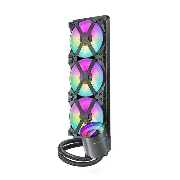 سیستم خنک کننده آبی گیمر استورم مدل CASTLE 360EX RGB