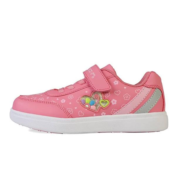 کفش مخصوص پیاده روی دخترانه کد 543