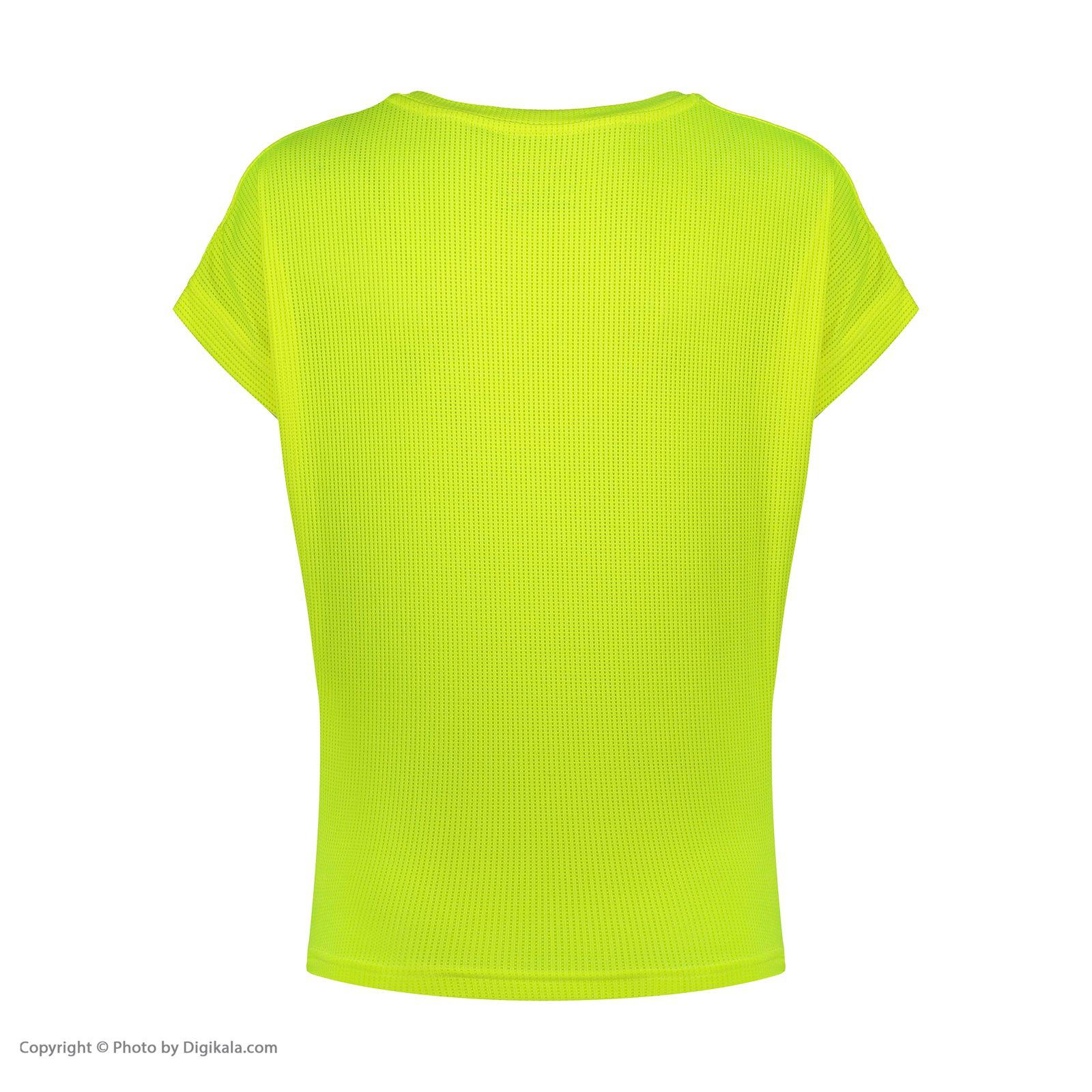 تی شرت  ورزشی زنانه پانیل مدل 180Y -  - 4