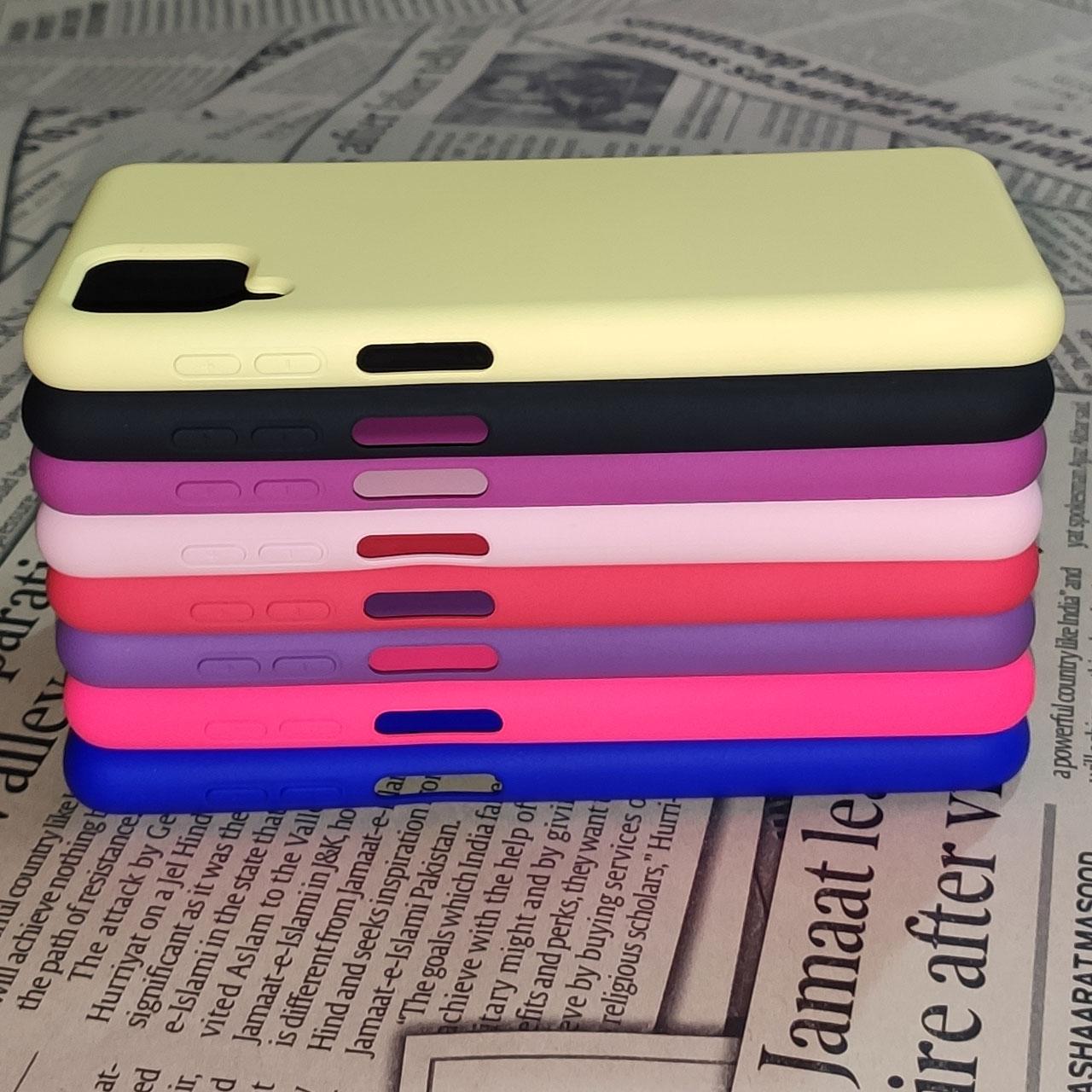 کاور مدل SLCN مناسب برای گوشی موبایل سامسونگ Galaxy A12 main 1 3