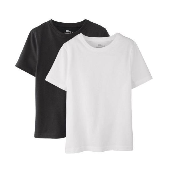 تی شرت پسرانه پیپرتس کد hnaz7678 مجموعه 2 عددی