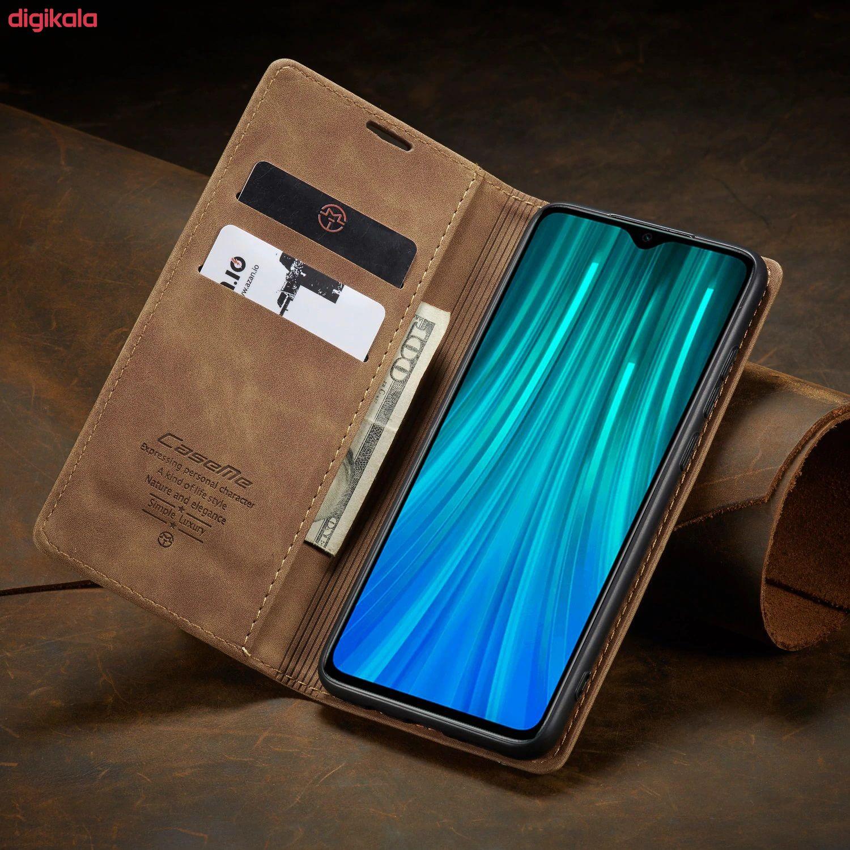 کیف کلاسوری کیس می مدل Vintage-013 مناسب برای گوشی موبایل شیائومی Redmi Note 8 Pro main 1 10