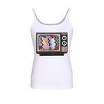 تاپ زنانه مدل تلوزیون کد 1657