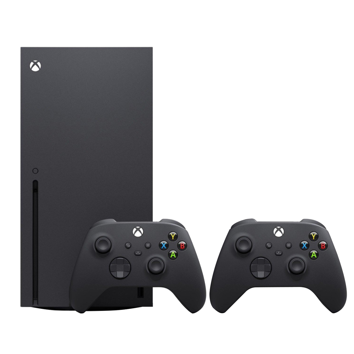 مجموعه کنسول بازی مایکروسافت مدل Xbox Series X ظرفیت 1 ترابایت