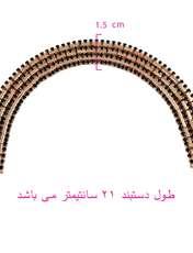 دستبند زنانه ژوپینگ  کد XP238 -  - 6