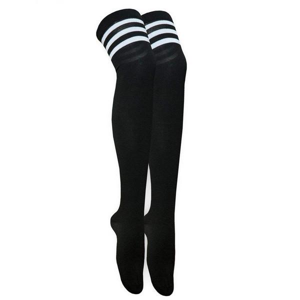 جوراب زنانه مدل رینگی کد W03