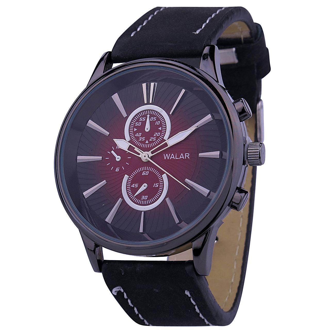 ساعت مچی عقربه ای والار کد BR-001              خرید (⭐️⭐️⭐️)