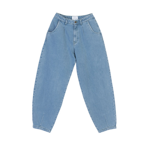شلوار جین مردانه کوی مدل 229 خمره ای