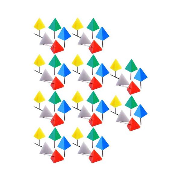 پونز مدل Triangle-01 بسته 50 عددی