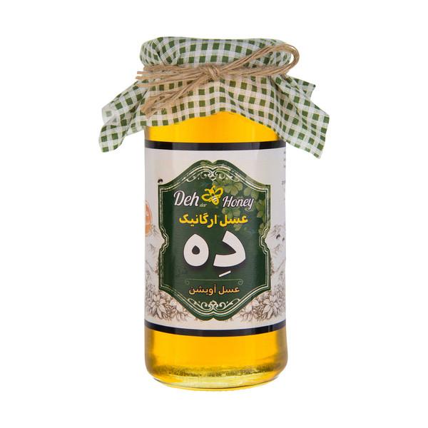عسل آویشن ارگانیک ده در - 650 گرم