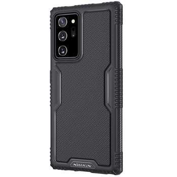 کاور نیلکین مدل Tactics TPU مناسب برای گوشی موبایل سامسونگ Galaxy Note 20 Ultra