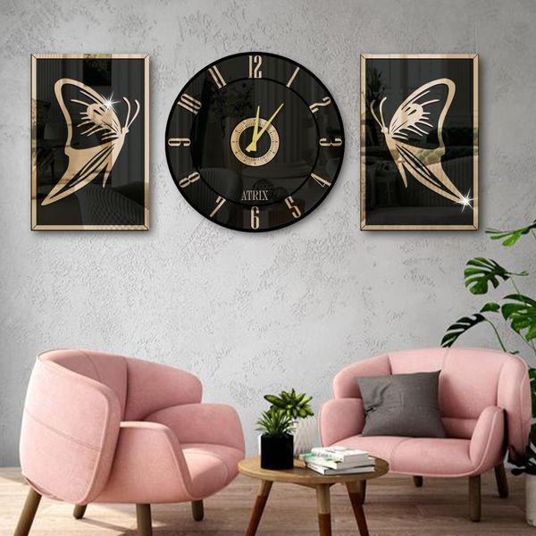 ساعت دیواری آتریکس مدل m801