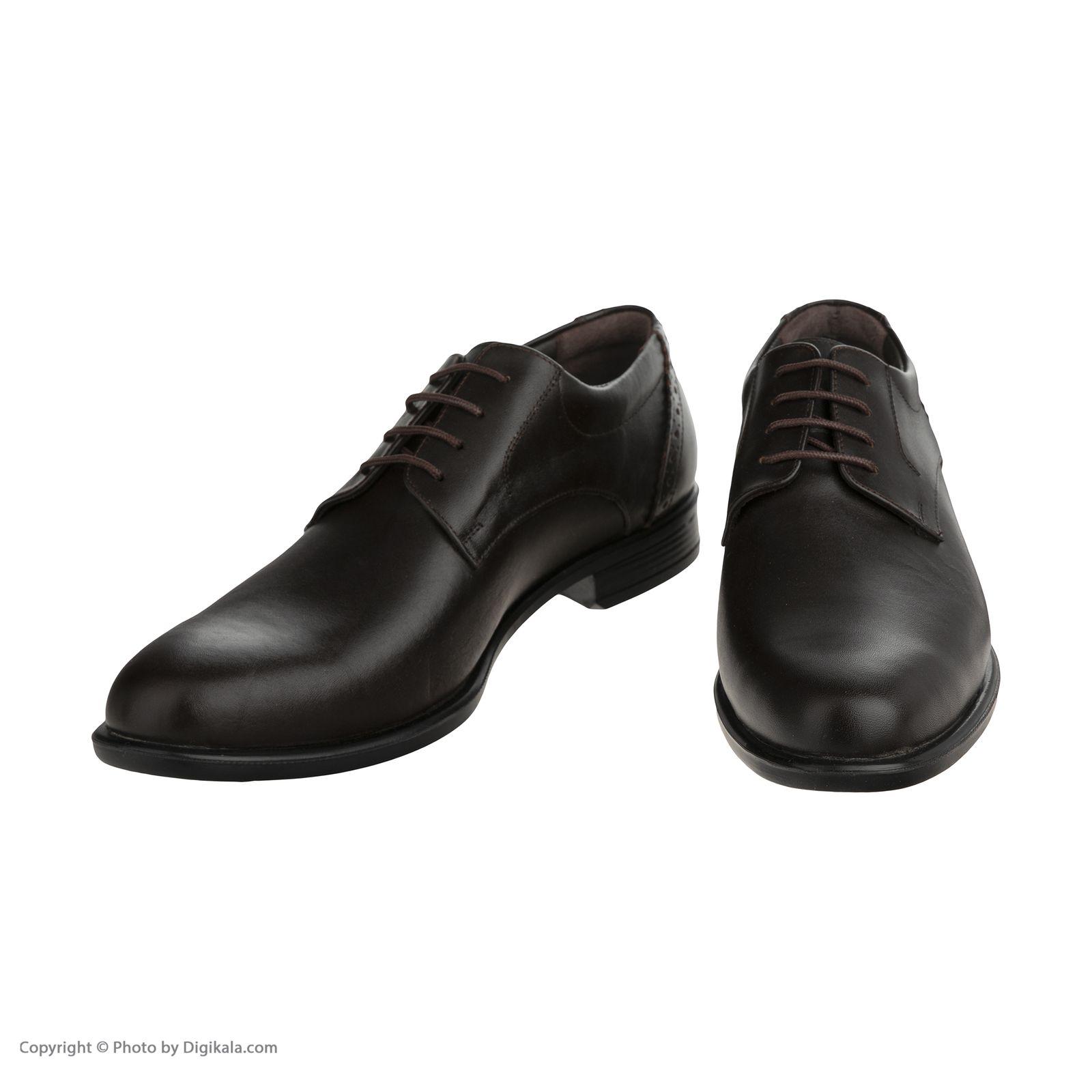 کفش مردانه بلوط مدل 7297A503104 -  - 6