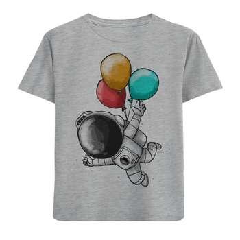 تی شرت بچگانه مدل فضانورد و بادکنک F96