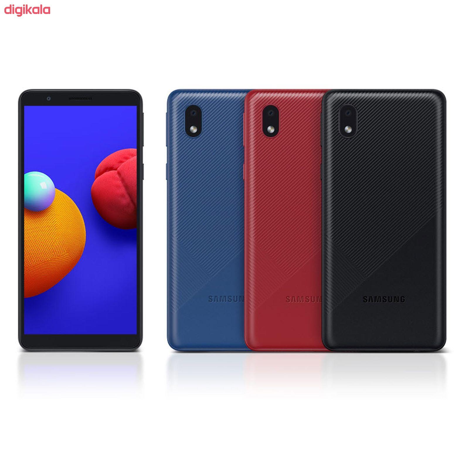 گوشی موبایل سامسونگ مدل Galaxy A01 Core SM-A013G/DS دو سیم کارت ظرفیت 16 گیگابایت main 1 2