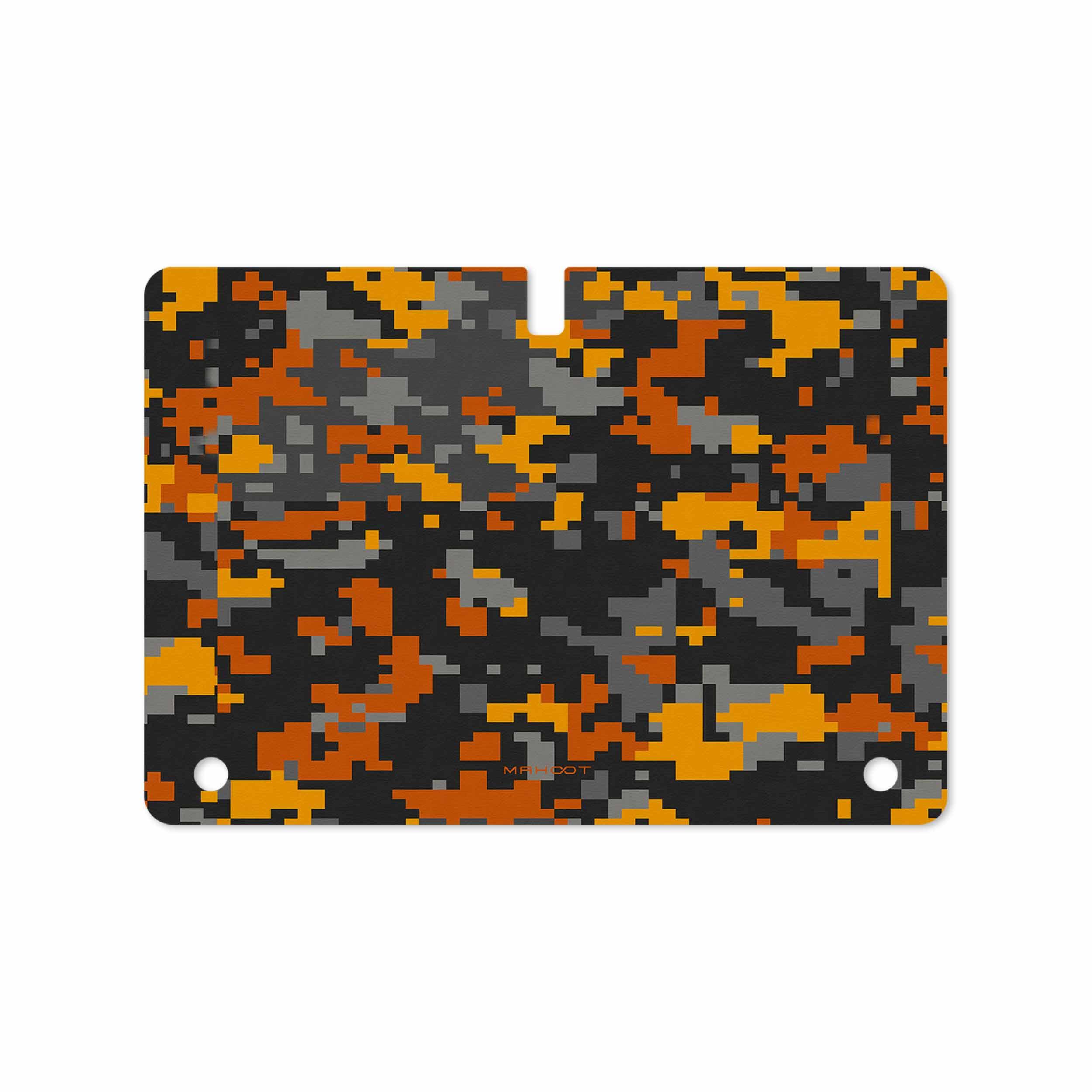 بررسی و خرید [با تخفیف]                                     برچسب پوششی ماهوت مدل Army-Autumn-pixel مناسب برای تبلت سامسونگ Galaxy Tab S 10.5 2014 T805                             اورجینال