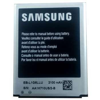 باتری موبایل مدل EB-L1G6LLU ظرفیت 2100 میلی آمپر ساعت مناسب برای گوشی موبایل سامسونگ Galaxy S3