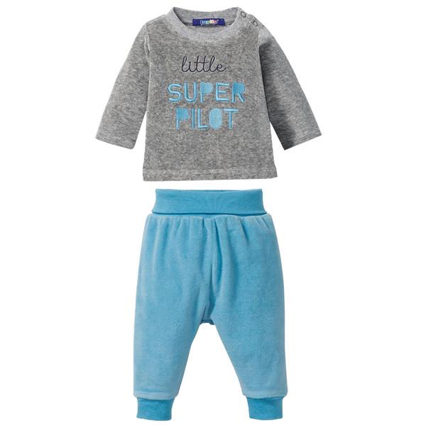 ست تی شرت و شلوار پسرانه لوپیلو کد lusbp121