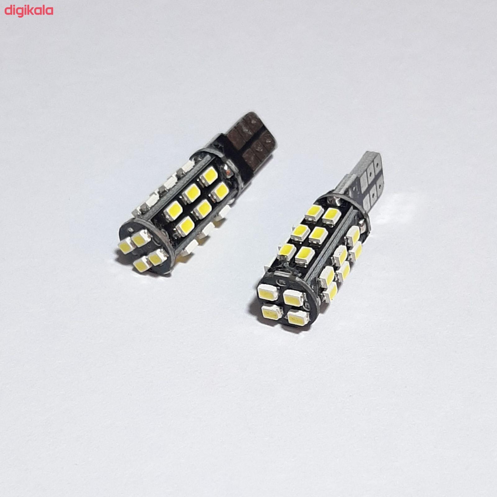 لامپ اس ام دی خودرو مدل S28 بسته 2 عددی main 1 1