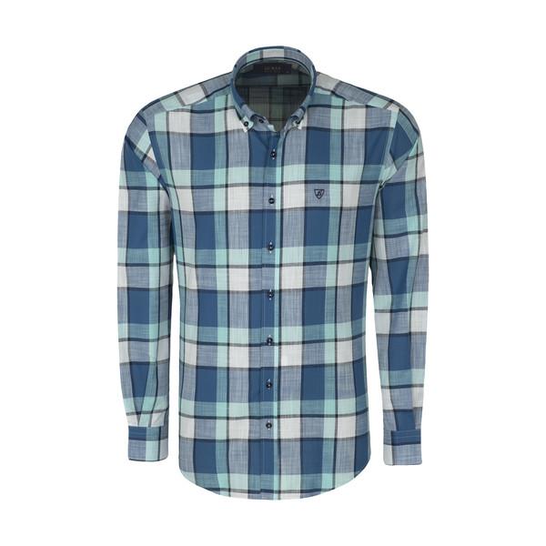 پیراهن مردانه ال سی من مدل 02141084-386