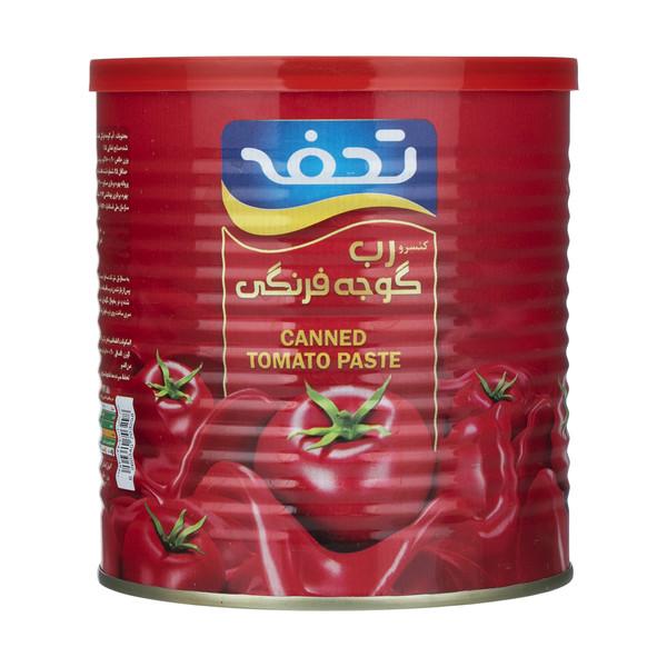 رب گوجه فرنگی تحفه - 800 گرم