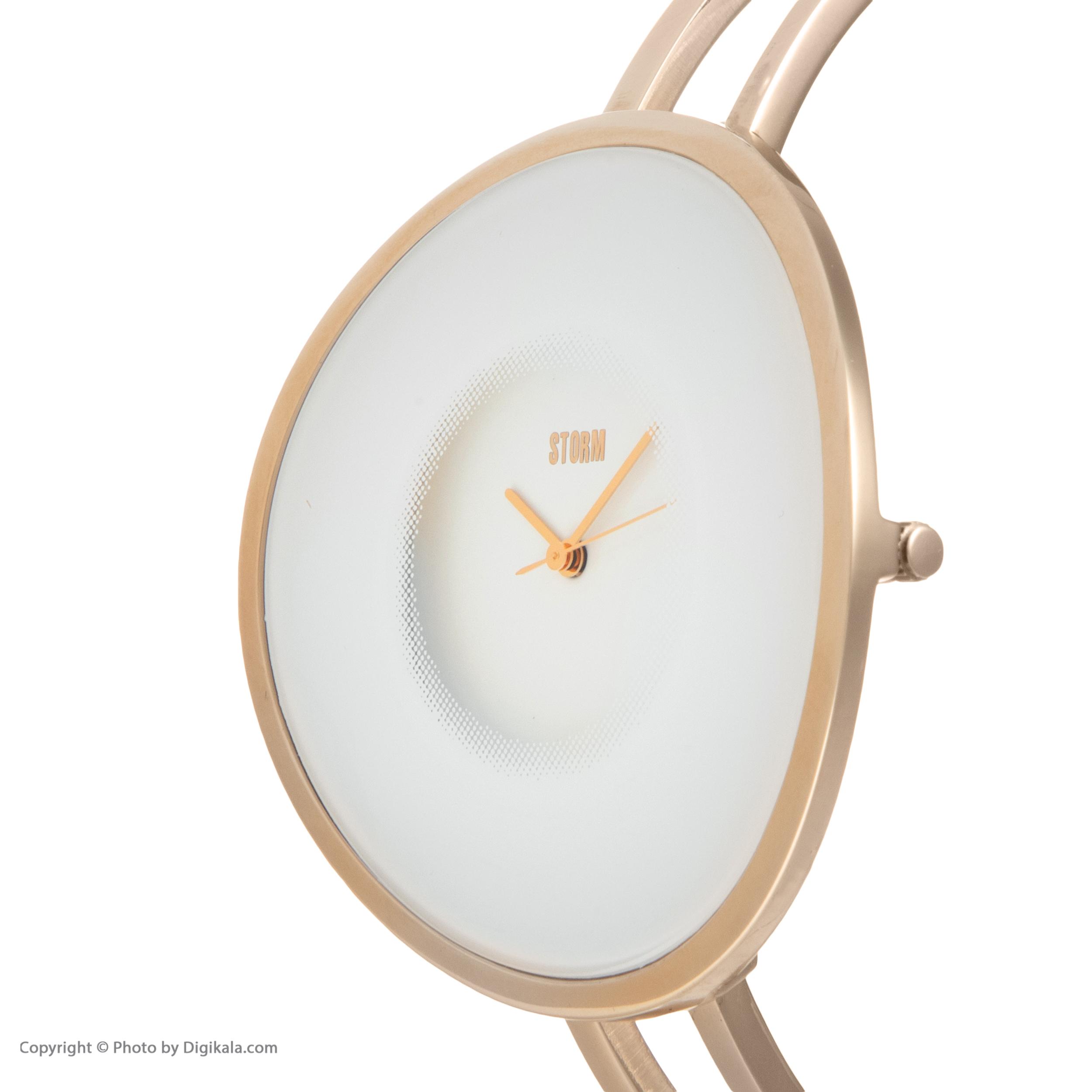 ساعت مچی عقربه ای زنانه استورم مدل ST 47345-RG              ارزان