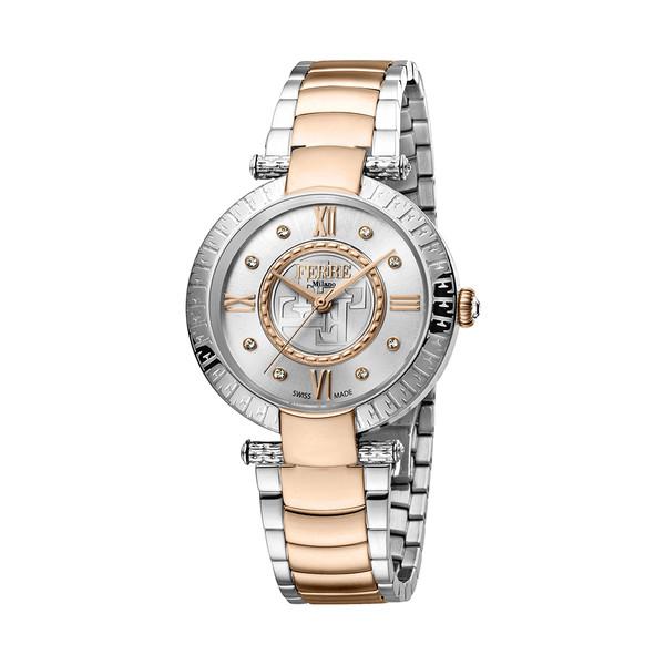 ساعت مچی عقربه ای زنانه فره میلانو مدل FM1L104M0111