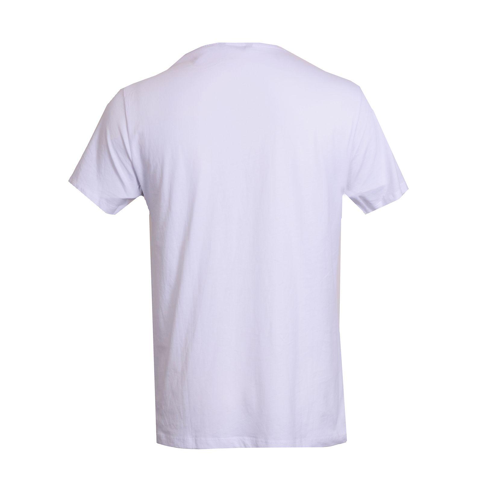 تی شرت مردانه ال سی وایکیکی کد 3701 -  - 3
