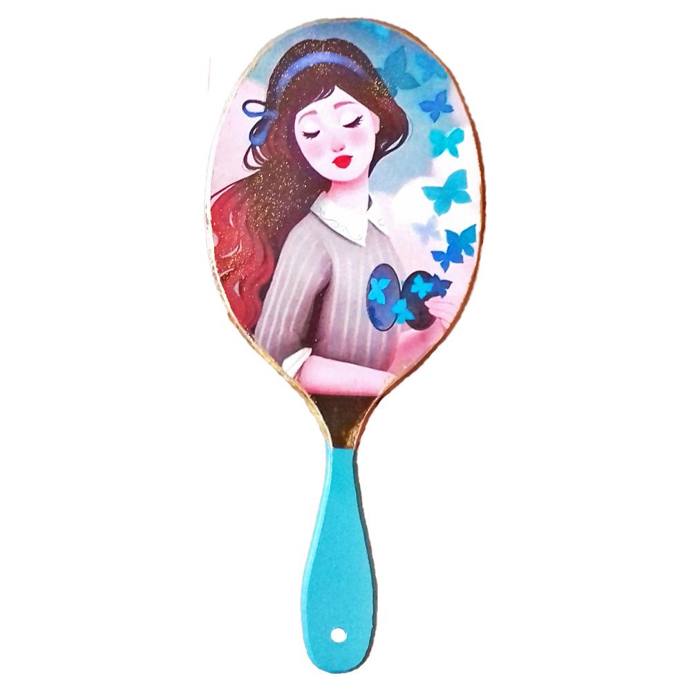 آینه آرایشی مدل پروانه thumb 2 1