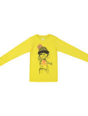 تی شرت دخترانه سون پون مدل 1391355-19 -  - 1