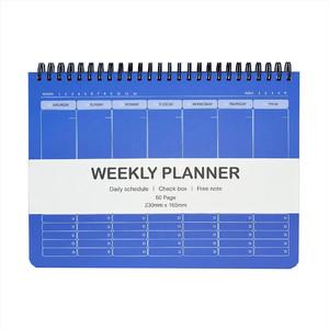 دفتر برنامه ریزی همیشه مدل Weekly Planner