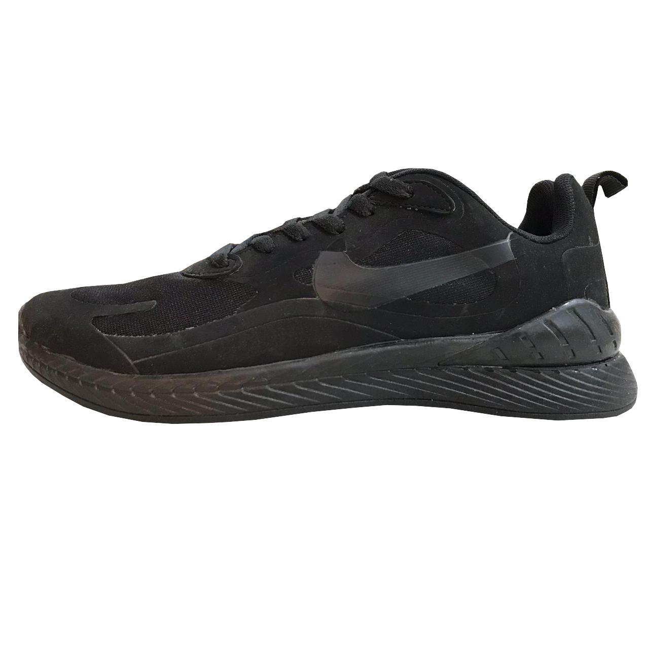 کفش پیاده روی مردانه مدل NK-BK